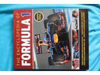 Encyclopedia of Formula 1 book