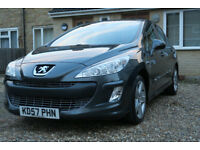 Peugeot 308 1.6 VTi Sport 5dr in great condition