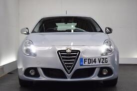 ALFA ROMEO GIULIETTA 2.0 JTDM-2 DISTINCTIVE 5d 150 BHP (white) 2014