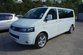 2005 VW Transporter T32 2.5 (174 BHP) Face lift front *** 6 SEATER ***