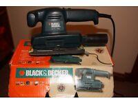 Black & Decker KA175 135 W Power Sander