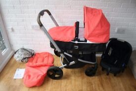Delivery. Mothercare 3 in 1 travel system WAS £350