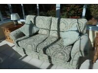 Quality Settee & Chair