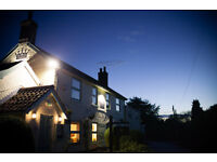 Assistant Manager Required for Village Pub/Restaurant