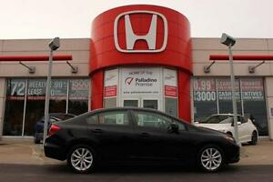 2012 Honda Civic Sedan EX- SUNROOF+ BLUETOOTH & MORE!