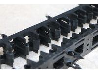Emmeti CLIP RAIL 1M 16-20MM DIA 50MM underfloor clip rail x140