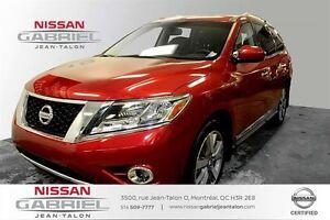 2015 Nissan Pathfinder Platinum 4WD NISSAN PATHFINDER PLATINUM 4