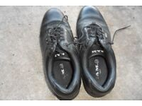 3 Pairs of Golf shoes size 7
