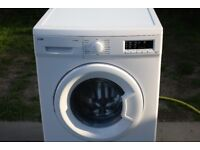 LOGIK 6KG WASHING MACHINE IN GOOD CLEAN WORKING ORDER 3 MONTH WARRANTY AND PAT TESTED