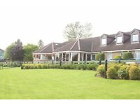 Experienced Waiting Staff (Part-Time)
