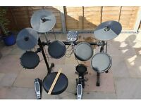 Alesis DM6 Electronic Drum Kit & Stool