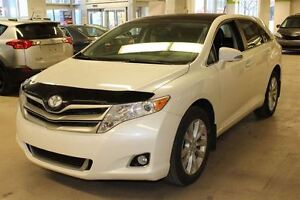 2014 Toyota Venza XLE AWD TOIT PANORAMIQUE + CAMERA + CUIR + SIE