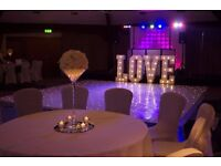 LED Dance Floor Hire - Starting From Only £249!