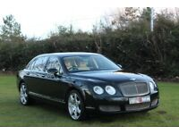 BENTLEY FLYING SPUR 6.0 4dr Auto (green) 2007