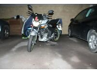 Sinnis 125 RS** like new**