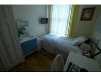 Lovely bright single room close to station