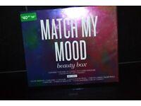 SEVENTEEN MATCH MY MOOD BEAUTY BOX £40 PRICE TAG GREAT XMAS PRESENT