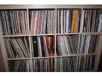 VINYL RECORDS WANTED – ROCK , METAL, JAZZ...