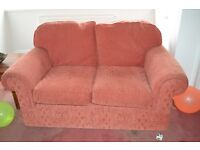 Sofa - two seater - £40
