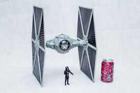 "Star Wars Tie Fighter - Hasbro 2003 Large 15""/39cm"
