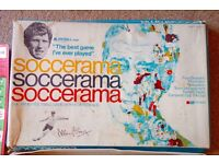 Vintage Board Game Soccerama