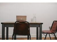 Desk Space at Broadway Market Available Daily