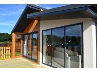 NEW BUILD Residential Park Homes Holiday Lodges Chalets Garden Rooms Utility & Annex Buildings
