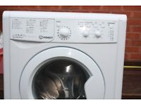 INDESIT 7KG WASHING MACHINE IN GOOD CLEAN WORKING ORDER 3 MONTH WARRANTY & PAT TESTED RRP £229
