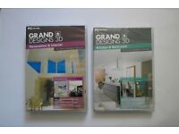 Grand Design 3D SOFTWARE package PC CD Design Decor