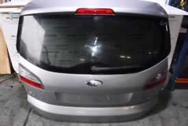 FORD S-MAX TAILGATE IN HYPNOTIC SILVER 2006-2010 GV10