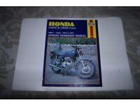 Honda for hundred four Haynes Manual