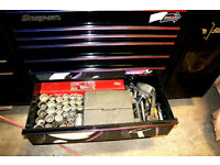 selling snapon tool box