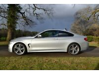 BMW 428i M Sport Coupe 2.0 petrol 2dr. Superb spec, £20,250 GREAT PRICE based on similar cars