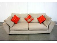 DFS 4 seater sofa, excellent condition - FREE DELIVERY 🚚