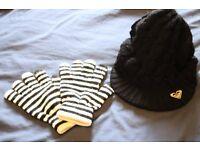 Roxy winter hat