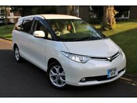 TOYOTA ESTIMA 2.4 AUTO 8 SEATER MPV G EDITION FRESH IMPORT NEW SHAPE TOP SPEC