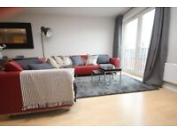 Two bedroom serviced apartment in Leamington Spa centre available for short lets