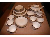 Royal Doulton Dining Service for 6