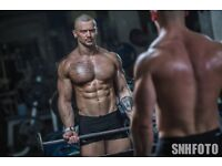 PERSONAL TRAINER!! Train with Luca in the best gyms in central London!