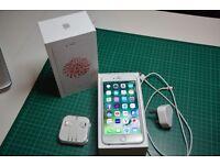 iPhone 6 Plus 64gb, silver, unlocked