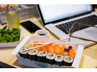 Notting Hill Sushi Restaurant Looking For Friendly Part-Time Staff!