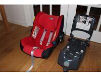 Britax Premium car seat with ISOFIX base