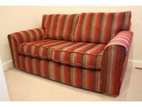 Next Striped Sofa in Excellent condition