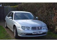 Rover 75 CDT 02 Reg 2000 cc Diesel