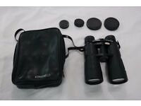 Binoculars 'KINGFISHER' Bak4 Prims 10x42 Wide angle lenses