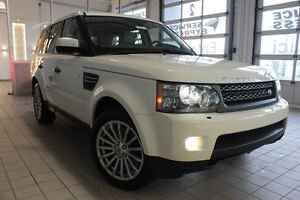2010 Land Rover Range Rover Sport HSE BLUETOOTH, BACK UP CAM