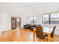 E1 ALDGATE EAST- NO ADMIN -Large 3 Bedroom 1 bathroom apartment in converted warehouse