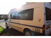 Ford Transit Van Campervan