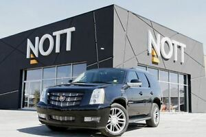 2012 Cadillac Escalade Platinum, Power Moonroof, Navigation, Bac