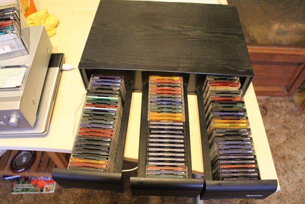 Mini Disc Storage Box In Bridgend Gumtree